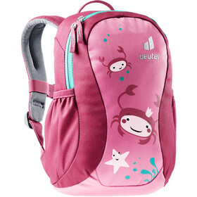 Deuter Pico Backpack 5l Kids, hotpink/ruby